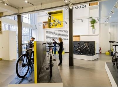 Vanmoof開設更多的旗艦店