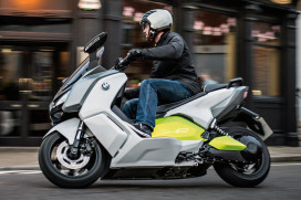 BMW Adds E-scooter to Model Line