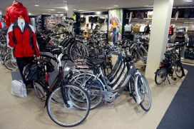 Dutch Bicycle Market Stabilizing