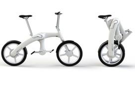 Revolutionary E-Folding Bike Debuts at Eurobike