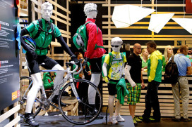 Urban Cycling Apparel Gears Up at Eurobike