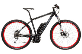 Panther E-bike from Compact to 29ers