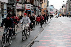 'Bicycle Advocates in Europe Have Never Been Busier
