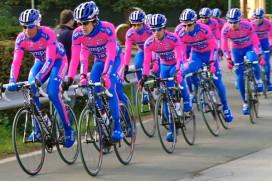 Merida Sponsor Pro Tour Team Lampre