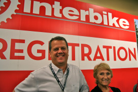 Interbike is Back on Track