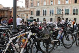 Italian Bike Sales Outnumber Cars