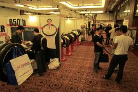 ModelYear 2014 Kicks Off Big at Taichung Bike Week