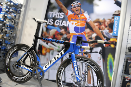 Giant Will Not Be Rabobankteam's Main Sponsor
