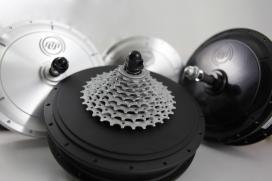 TDCM Launches E-bike Motor with 5-Speed IHG