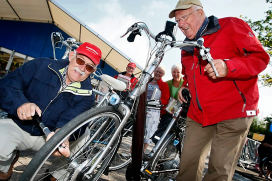Dutch E-bike Sales Show Trend Break