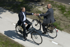 EU Includes Cycling in Infrastructure Funding