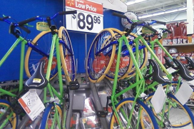 Fewer Americans Purchase in Bike Shops