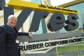Vittoria Opens 'Nanographyte' Compound Factory