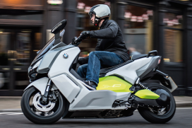 BMW Motorcycle to Focus on E-Mobility