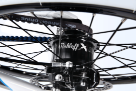 Dahon Bolsters 2014 Range with Rohloff Model