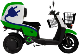 Scutum Launches Heavy Duty E-scooter Platform