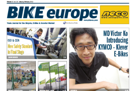 Bike Europe Transforms Identity