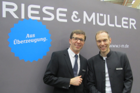 Riese und Müller Opens High Tech Factory