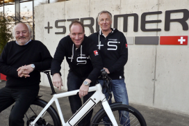 BMC Invests Millions in New Stromer E-Bike Plant