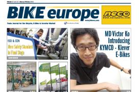 Meet the New Bike Europe at Taipei Cycle