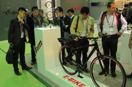 E-Bikes & Bike Trend in Asia Pushes Taipei Show