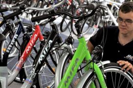 電動自行車讓MIFA的業務起飛