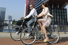 E-Bikes Continue their Rise on Dutch Market