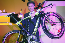 Gold for Merida at Taiwan Excellence Awards