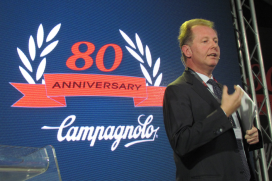 Campagnolo Announces Strategy Change at 80th Anniversary