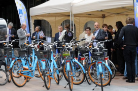 Sustainable2Wheels Gathers Politicians & Industry