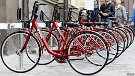 Moscow Joins World Cities with Bike Share Program