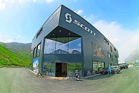 Scott Sports Opens First Concept Store