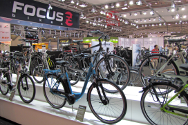 ISPO Bike Platform for Growth Markets