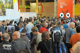Paris Cycle Show Packed with Action