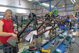 Moderate Growth Forecasted for Global Bike Industry
