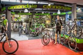 Cannondale Concept Store at Wielerhuis the Pedaleur