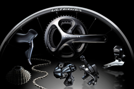 Shimano News Dominated by Hydraulic Disc Brakes