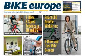 Bike Europe Magazine Goes Digital