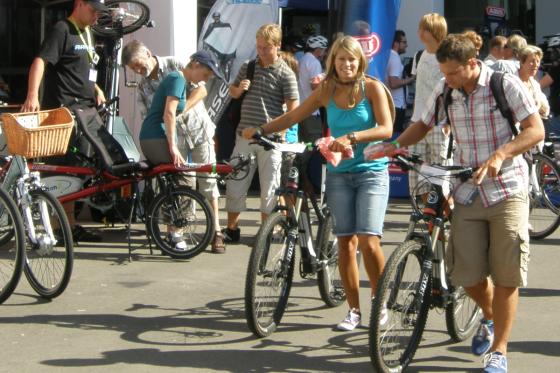Eurobike Extends Focus On E Bikes And Pedelecs