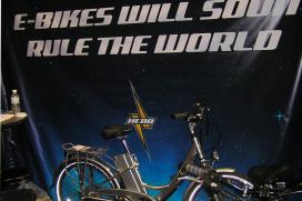 美國電動自行車市場將倍增至15.9萬輛