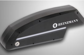 Heinzmann Developed Downtube Battery for MTBs
