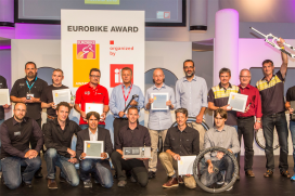 German Companies Leading in Eurobike Gold Awards