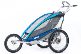 Chariot Carriers Changes Brand Name
