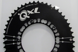 Rotor Goes Back to the Future with Ovalized Chainrings