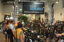 Winora Show: 'Eurobike Too Hectic for Business