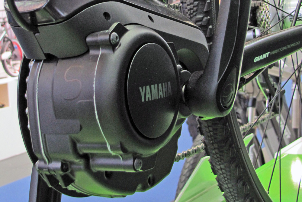 yamaha scaling up e bike drive system business. Black Bedroom Furniture Sets. Home Design Ideas