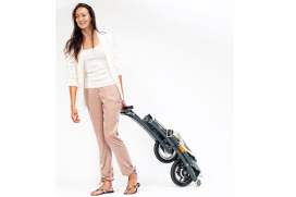 Ultra-light E-scooter for Urban Transport Solutions
