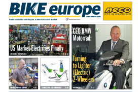 Bike Europe's October Issue Available On-line