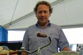 荷蘭自行車供應商聯手合作