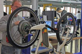 MIFA and Cycleurope Cooperate in Sales and R&D